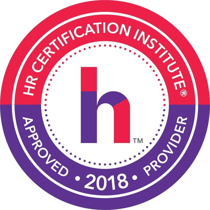 HR Certification 2018