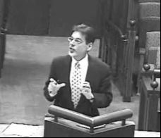 John Sarno, EANJ's President, arguing before the Supreme Court of New Jersey